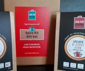 Gift Set Box of 6 Spice Kits
