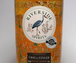 Chai & Ginger Whisky Liqueur