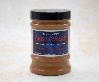 Dark Chocolate Chili Cashew Butter 380g