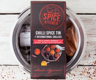 NTERNATIONAL CHILLI COLLECTION | 7 CHILLIES