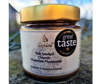 Oak Smoked Chipotle Mazavaroo Gourmet Chilli Paste