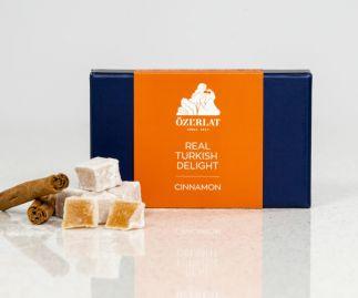 Cinnamon Turkish Delight
