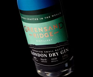 Greensand Ridge Distillery London Dry Gin