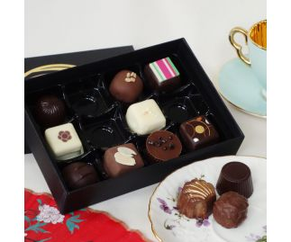Coastal Cocoa Complete Selection - 12 pc Box