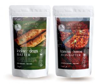 100% Vegan And Gluten-Free Fermented Pancake Batter (500g)