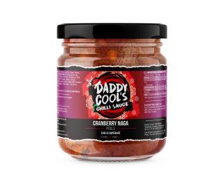 Superhot Cranberry Naga Pickle