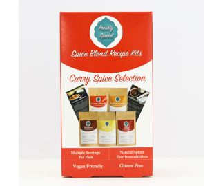 Curry Spice Selection Gift Box