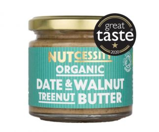 Organic Date & Walnut Nut Butter