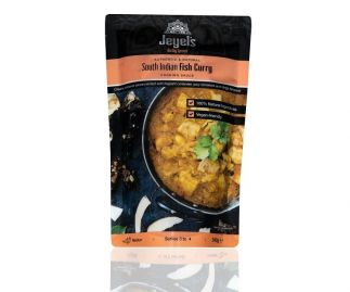 South Indian Fish Curry Cooking Sauce Dairy Free Medium Spiced