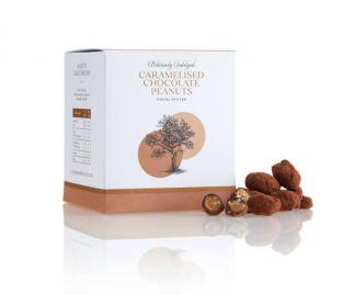 Caramelised Chocolate Peanuts Cocoa Dusted