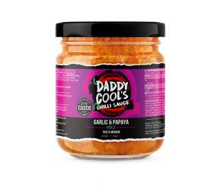 Garlic and Papaya Pickle
