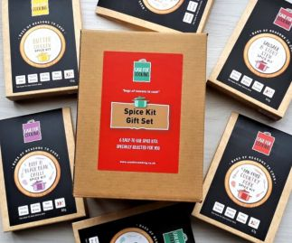 Gift Set Box of 6 Spice Kits