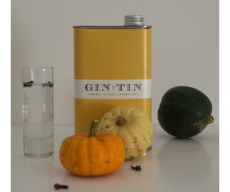PUMPKIN, ORANGE PEEL & NUTMEG, GIN NO.12 - 50CL TIN