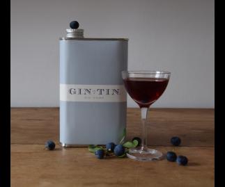 SLOE GIN, GIN NO.15 - 50CL TIN