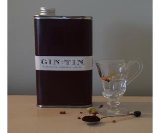 PINK PEPPER, CARDAMOM & COFFEE, GIN NO.16 - 50CL TIN