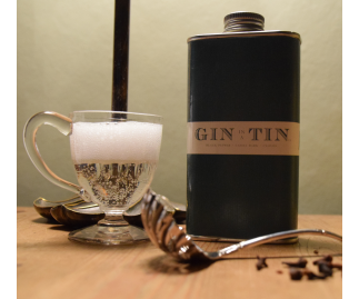 BLACK PEPPER, CASSIA BARK & CLOVES, GIN NO.3 – 50CL TIN