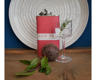 BEETROOT, GRANNIE SMITH APPLE & DILL, GIN NO.4 – 50CL TIN