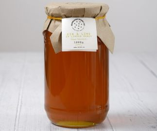 Gin & Lime Infused Honey 1 Kg