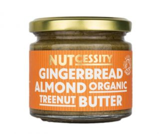 Organic Gingerbread Almond Nut Butter
