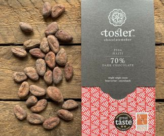 70% Acul Du Nord, Haiti Chocolate