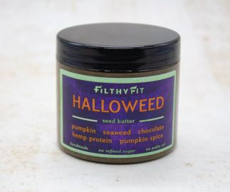 Halloweed Seed Butter