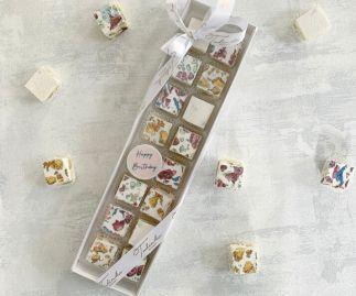 Tadinka Nougat Birthday gift box (16 pieces)