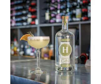 Hussingtree Asparagus Dry Gin (40% abv)