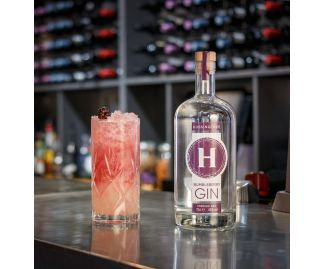 Hussingtree Bumbleberry Dry Gin (40% abv)