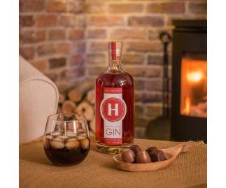 Hussingtree Cherry & Vanilla Gin (40% abv)