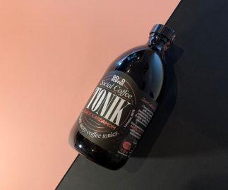 Social Coffee Mixer - Black Cardamom - 500ml Home Bar Edition