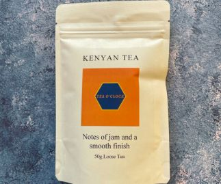 Tea o'clock - Kenyan tea - 50g Loose leaf