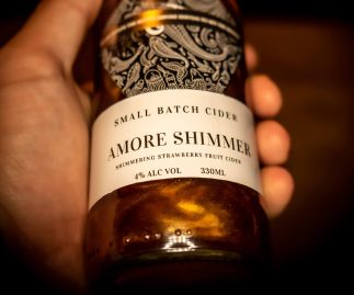 Amore Shimmer 4% abv 12 x 330ml