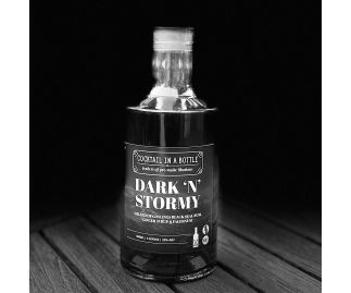 Dark 'N Stormy Pre-Mixed Cocktail