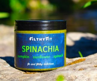 Spinach Flavored Seed Butter 190g
