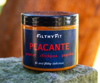 Spicy Paprika Peanut Butter 190g