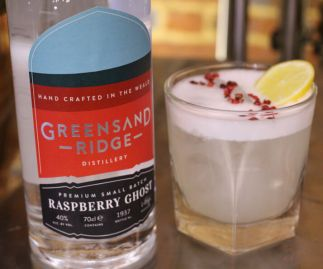 Greensand Ridge Distillery Raspberry Ghost