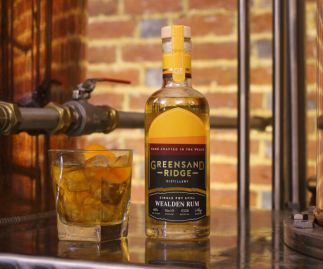 Greensand Ridge Distillery Wealden Rum