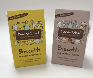 Gluten Free - A Duo of Biscotti - 2 packs - 200 g