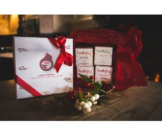 Gift box with 4 indulgent tea boxes