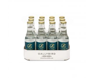 Gallybird Premium Indian Tonic Water - Classic Blend - 12x200ml