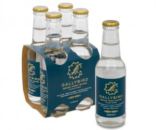 Gallybird Indian Tonic Water - Classic Blend - 4x200ml