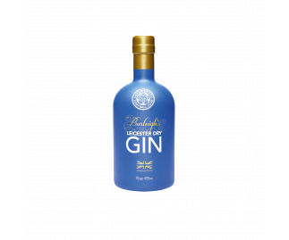Burleighs Leicester Dry Gin LCFC Edition