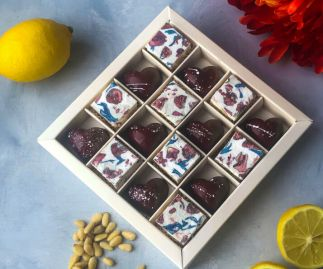 Mothers Day Chocolate & Nougat Gift Box