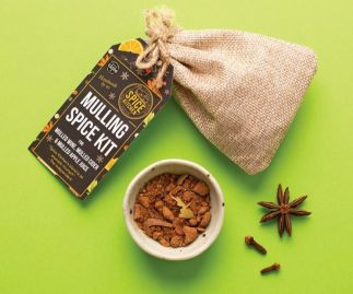MULLED WINE & SPICED CIDER SPICE KIT | GREAT TASTE AWARD 2017 | VOTED ONE OF UK'S BEST