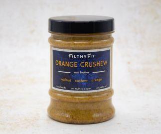 Orange Cashew Walnut Butter 380g