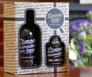 Simon's Gift Pack - Marmalade & Gin Liqueur