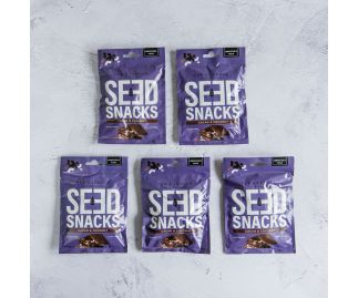 Pep & Lekker Cacao & Coconut seed snacks (box of 5)