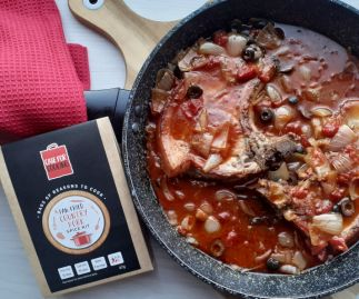 Pan-fried Country Pork Spice Kit 8 servings