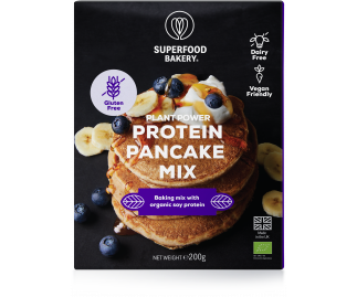 Plant Power Organic Protein Pancake Mix 200g