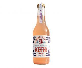 Agua De Madre Passion Fruit & Raspberry Water Kefir 6 x 330ml